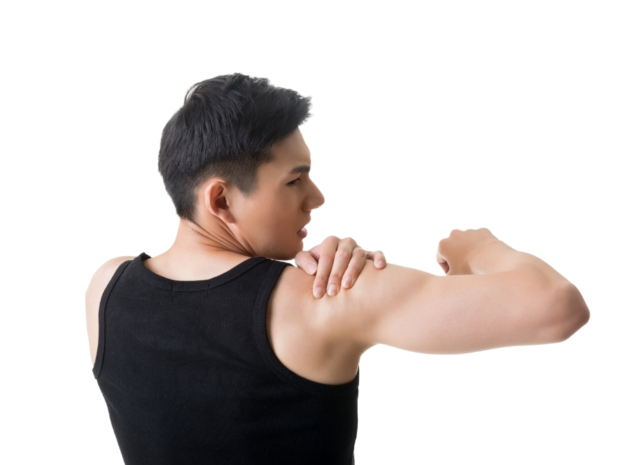 Shoulder pain treatment Cardiff